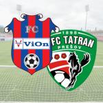 Skóre otváral Tatran, tri body však ostávajú ViOn-u