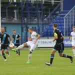 Tesná prehra so Slovanom