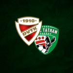 Prípravný zápas: DVTK – Tatran 1:2 (0:1)