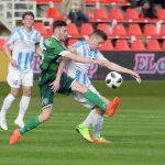 Riport: 1. FC Tatran Prešov – FC Nitra 1:1 (1:0)