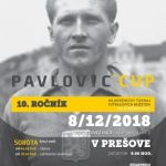 V Prešove sa uskutoční jubilejný ročník Pavlovic Cup-u