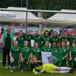 Žiačky na Cordial Cupe v Rakúsku